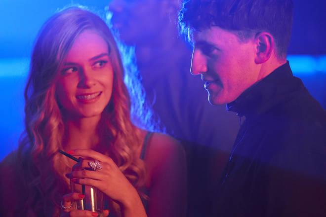 Leah McNamara as Rachel in Normal People