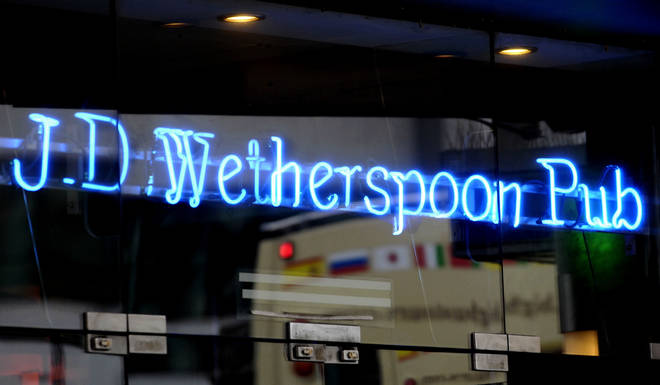 Wetherspoons have been planning how to reopen after lockdown
