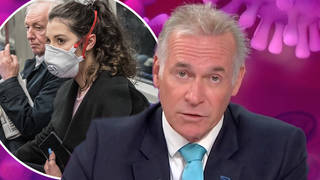 As debate continues over whether people should be told to wear face masks when leaving the house, Good Morning Britain's Dr Hilary has had his say.