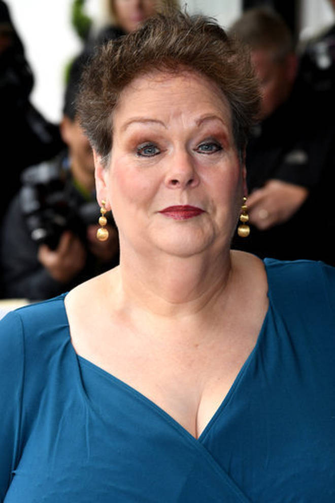 Anne Hegerty has held a number of TV roles