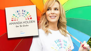Amanda Holden has released a new charity single in aid of NHS Charities