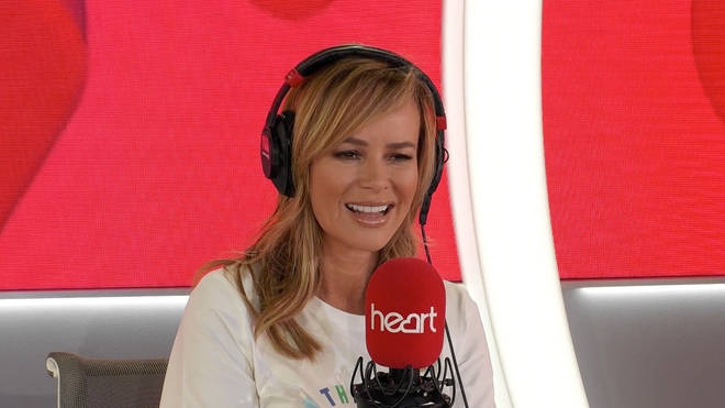 Amanda Holden presents Heart Breakfast with Jamie Theakston every weekday from 6:30am - 10am