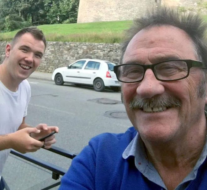 Paul Chuckle has a son called Paul Jnr