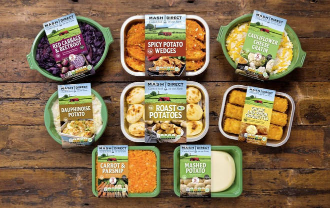 There are loads of ready made vegetable dishes available