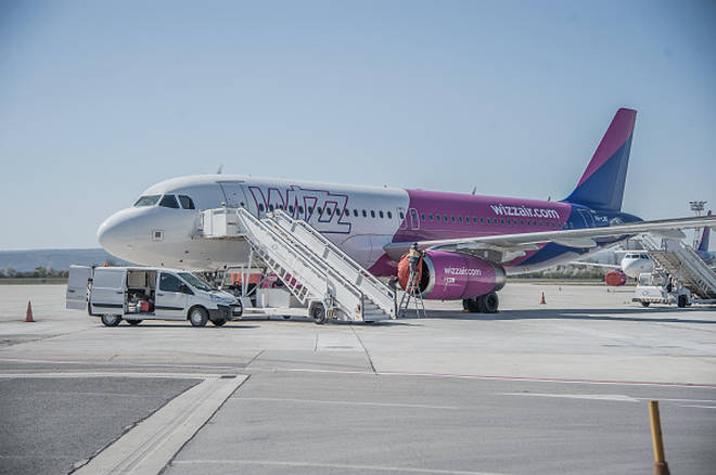 Wizz Air will resume flights today