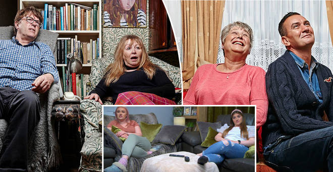Is Gogglebox adhering to social distancing rules?