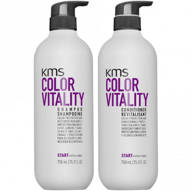 KMS' products smell incredible
