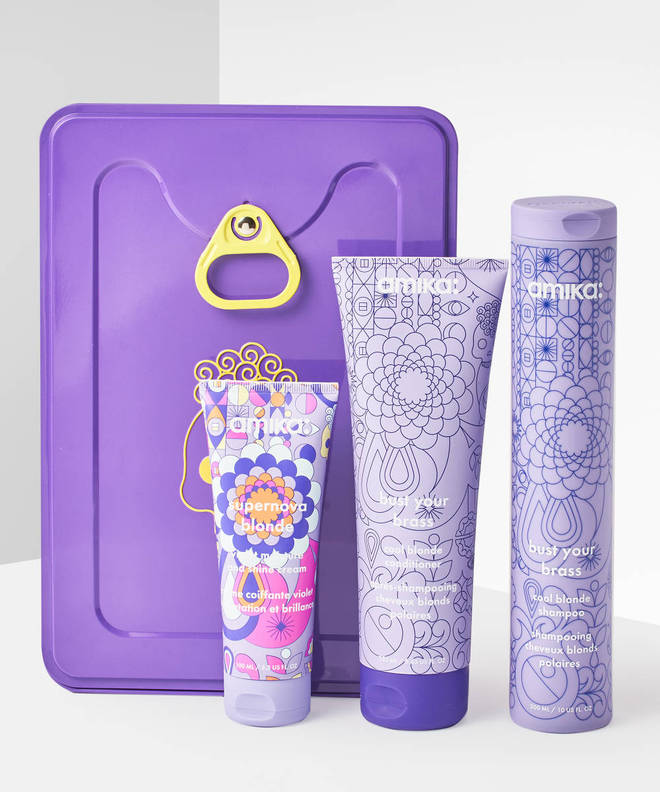 Amika have some beautiful sets that will look great in your bathroom