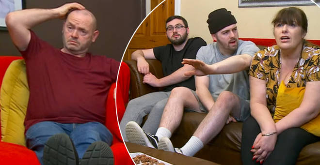 The Malone family has defended Gogglebox over social distancing