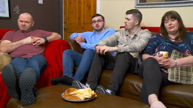 The Malone family has defended Gogglebox