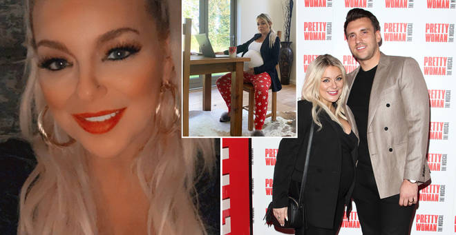 Is Sheridan Smith pregnant and when is she due?