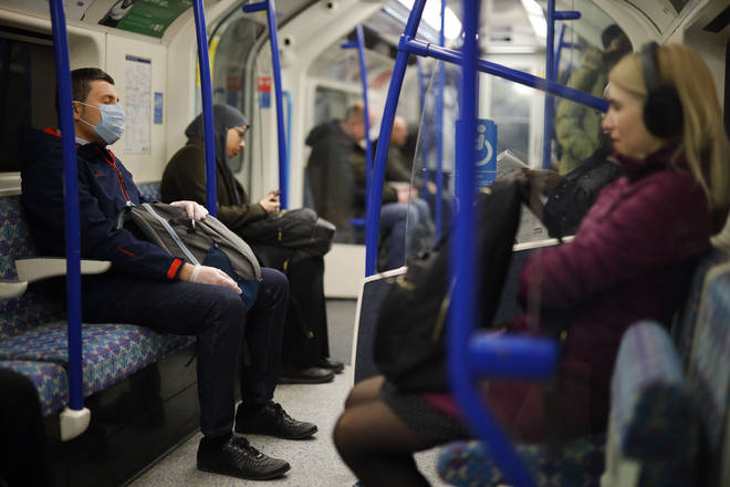 Some workers may be asked to continue working from home to ease pressure on public transport