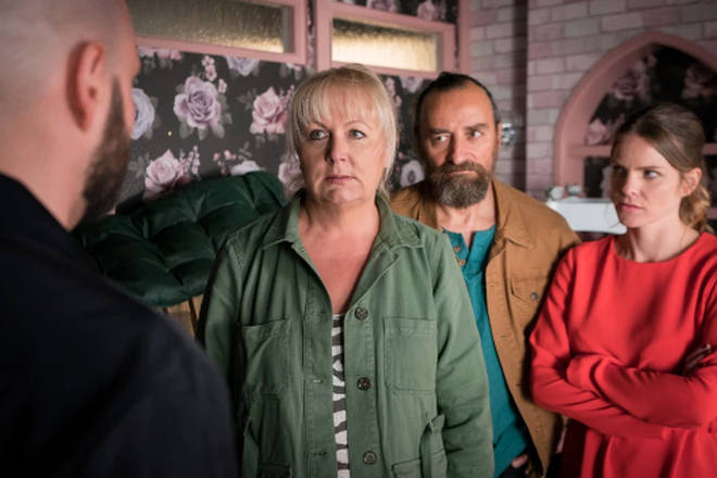 Sue Cleaver has played Eileen Grimshaw for 20 years