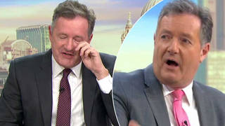 Piers isn't well at the moment