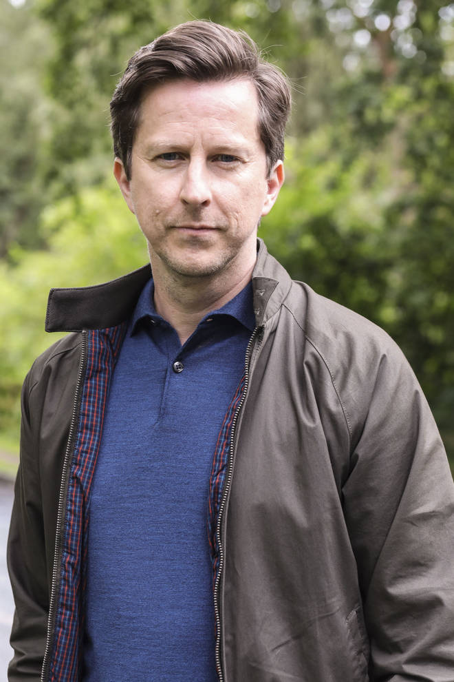 Lee Ingleby as Paul on The A Word