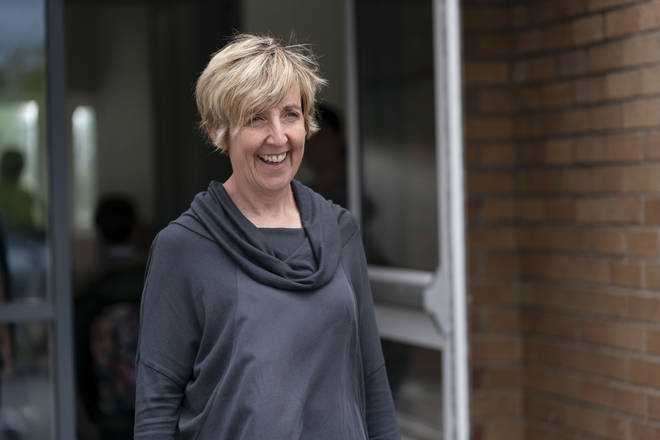 Julie Hesmondhalgh has joined The A Word as Heather