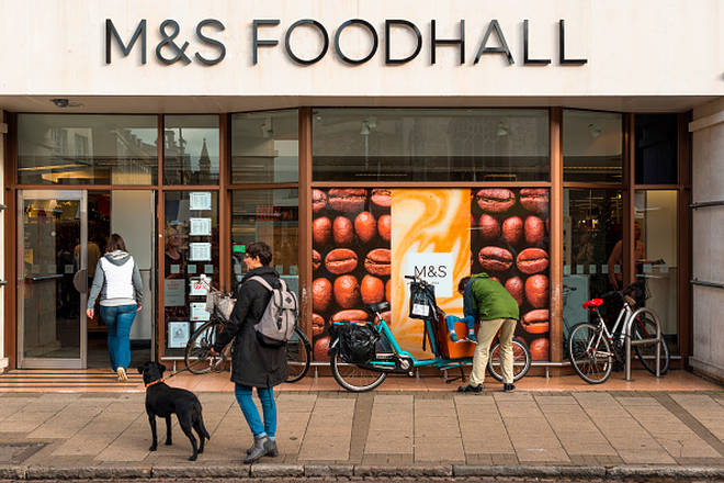 Your M&S essentials can now be delivered to your door