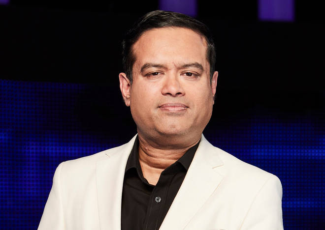 Paul Sinha joined The Chase in 2011
