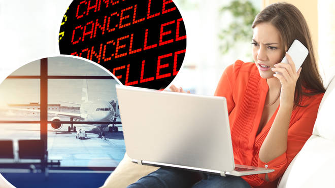 Customers are being charged fees and taxes as they try and get refunds on their cancelled holidays