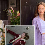 Lauren McQueen played Lily in Hollyoaks