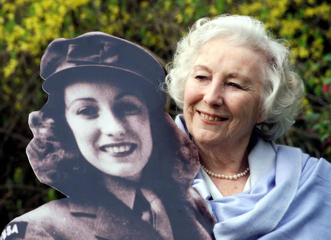 Vera Lynn will perform a rendition of 'We'll Meet Again' after the Queen's speech