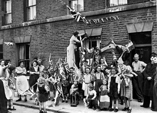 the 75th anniversary of VE Day takes place this Friday (8 May)