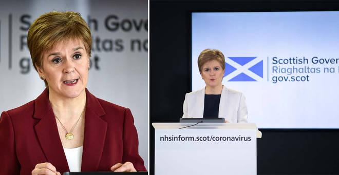 Nicola sturgeon has extended Scotland's lockdown