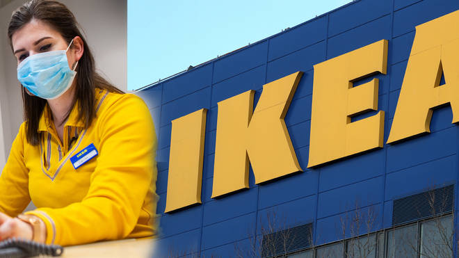 Ikea stores are reportedly planning how they will reopen their 22 UK stores