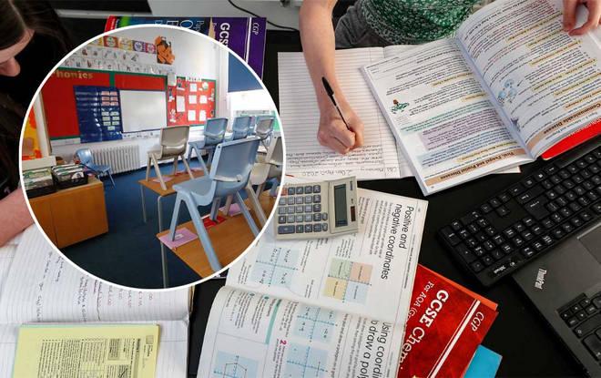 Parents aren't keen for school to re-start?