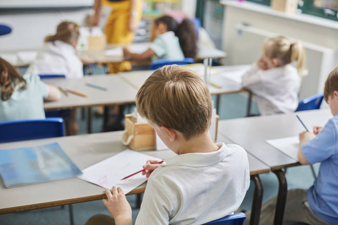 Children are missing a lot of vital education at the moment
