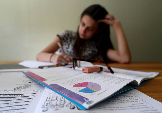 Many students have been home-schooled since schools were closed