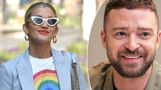 Ashley Roberts revealed two very awkward encounters with Justin Timberlake