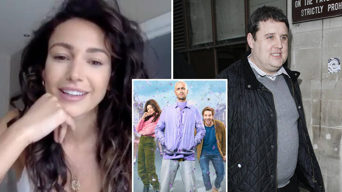 Michelle Keegan confirms Peter Kay is 'in talks' to join new series of Brassic