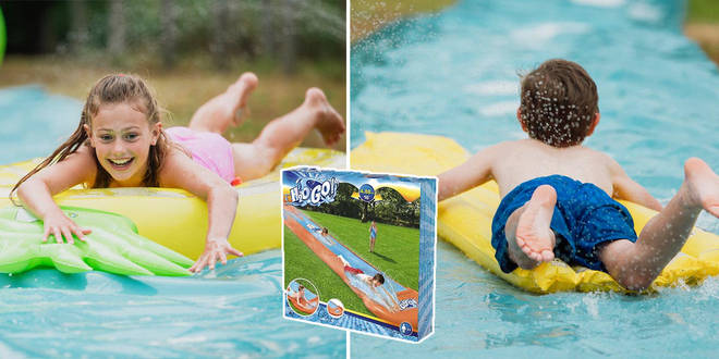 Asda is selling a Slip N Slide for £10
