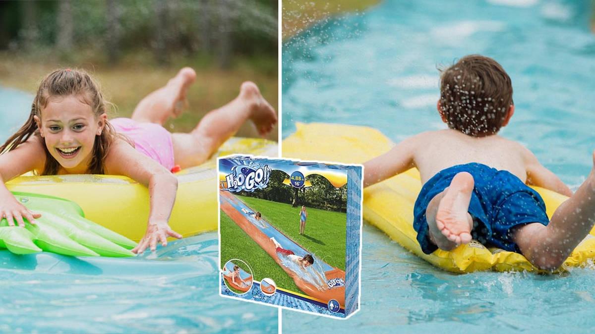 Slip and Slide Fun! | ActivArmor