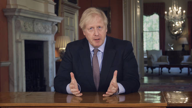 Boris Johnson's exit strategy has been published