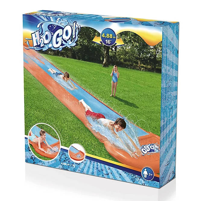 The Slip N Slide is available from Asda