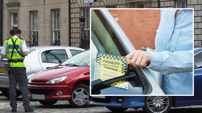 Are traffic wardens still working amid the lockdown?