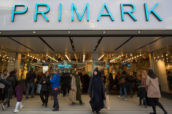 It has been reported senior members of Primark staff have been in stores preparing for when they reopen