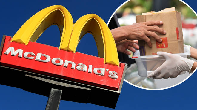 McDonald's are reportedly going to be opening 40 drive-thrus next week