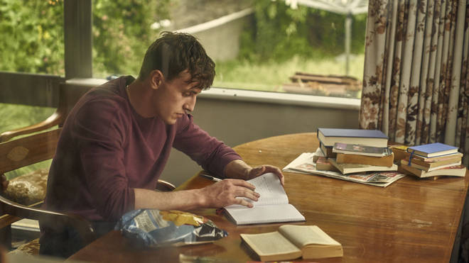 Connell took a place at a university in New York in the Normal People series