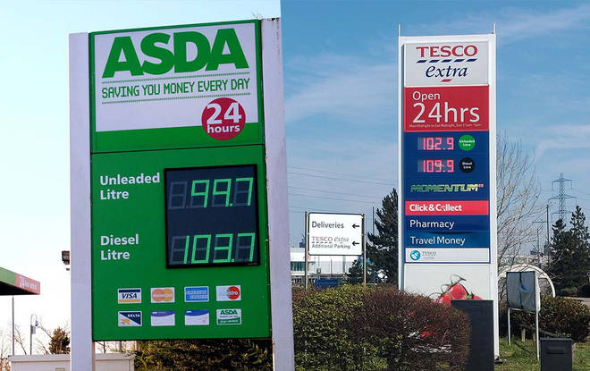 Prices are being slashed across the UK