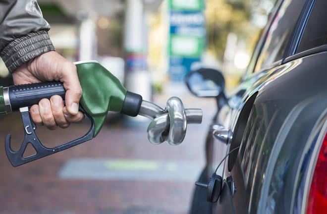 Petrol and diesel prices have plummeted