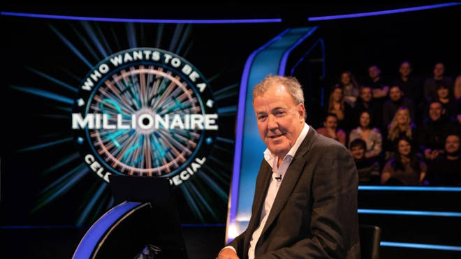 Who Wants To Be A Millionaire? is now hosted by Jeremy Clarkson