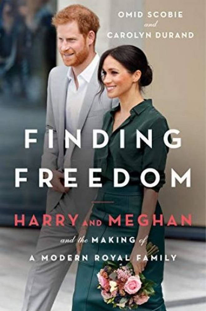 Finding Freedom is out later this year