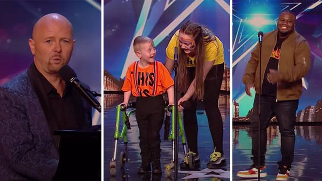 All the Golden Buzzer acts on Britain's Got Talent so far