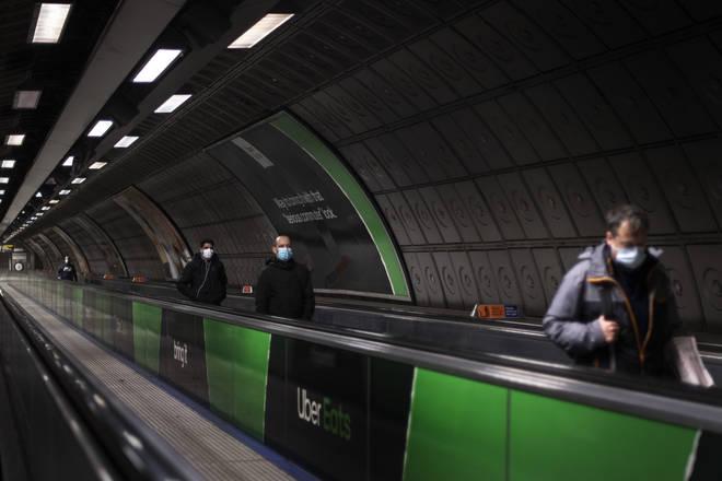 Face masks should ideally be worn on public transport