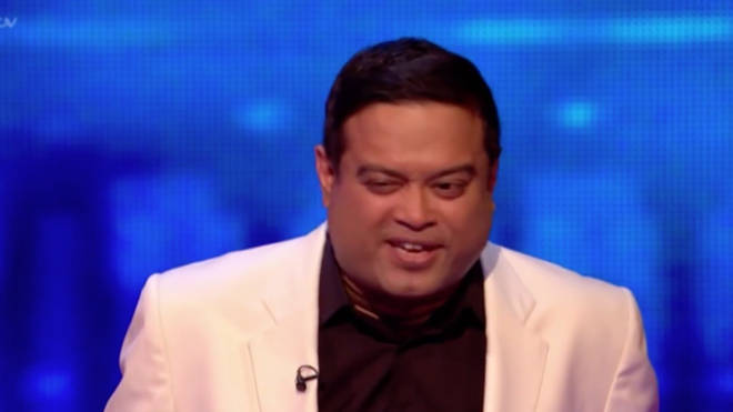Paul Sinha was shocked by The Chase contestant's luck