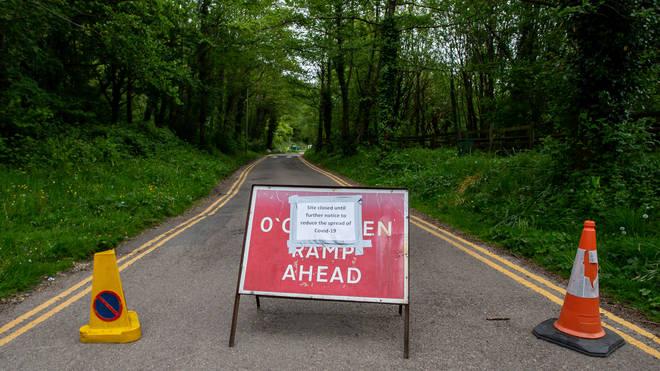 Lockdown in Wales