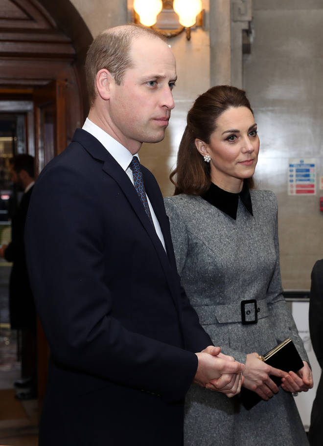 Prince William and Kate Middleton video called OAPs on VE Day